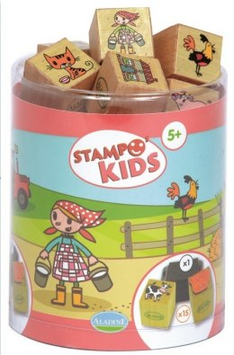 Stemple Kids Na Farmie